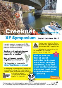 Creeknet XF poster